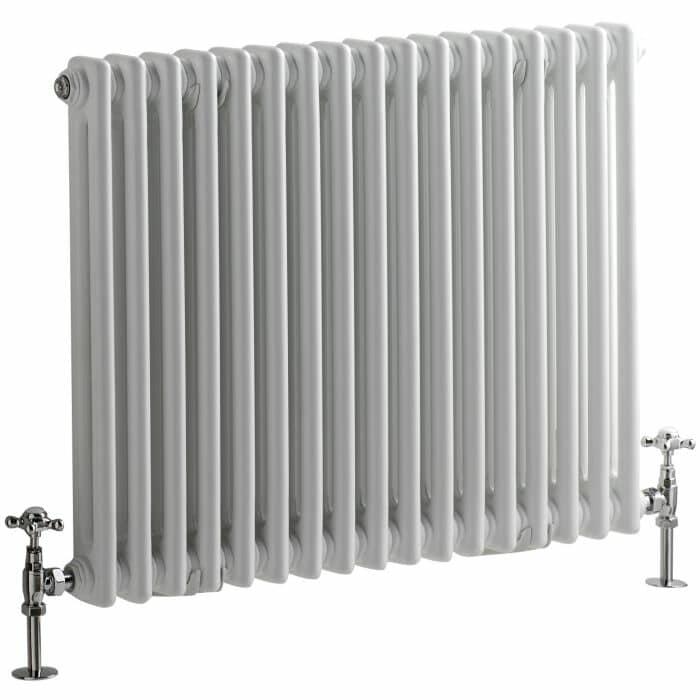 Milano Windsor white radiator