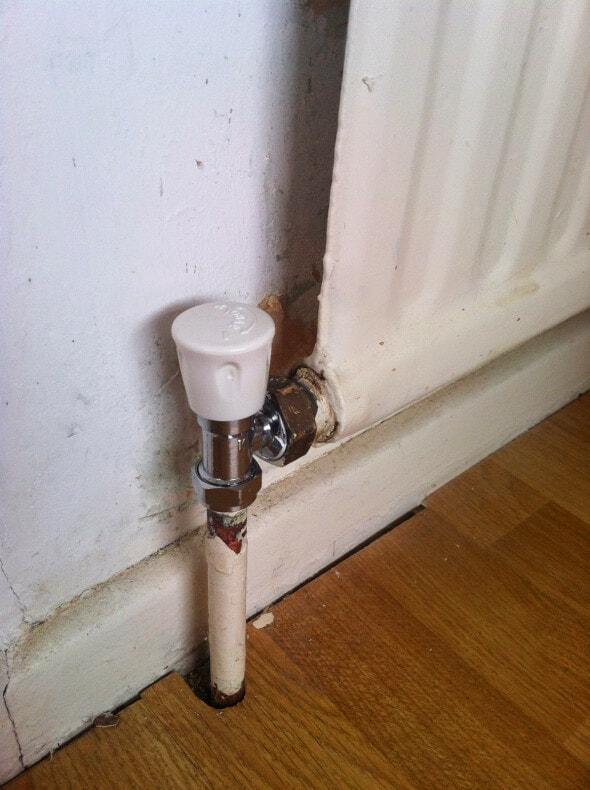 lockshield valve