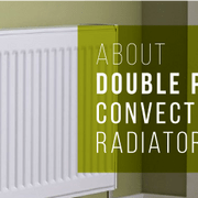 About double panel convector radiators