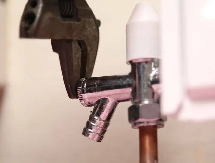 Fill Pressurised Boiler_1_Close Vents