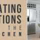 heating options for the kitchen