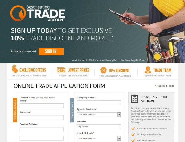 Trade Account Stuff