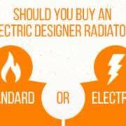 Should you buy an electric designer radiator?
