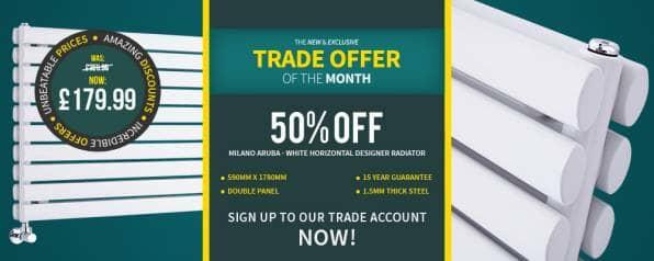 Trade Radiator Offer