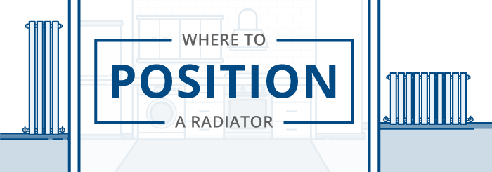 where to position a radiator blog