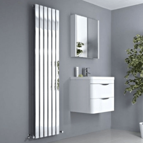 Stylish Chrome Designer Radiator