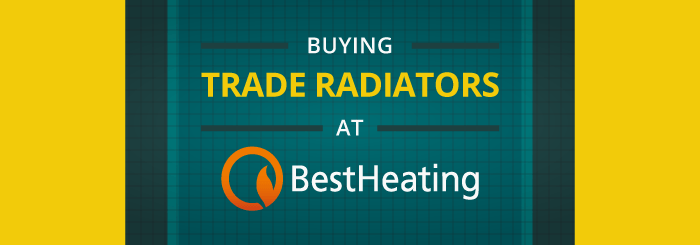 Trade Radiators at BestHeating