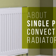 About single panel convector radiators