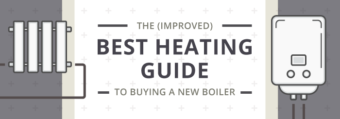 The best heating guide to buying a new boiler