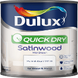 tin of white dulux radiator paint