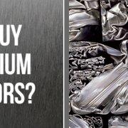 Why buy aluminium radiators? Blog Banner