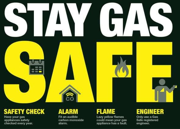Why you need to use a gas safe registered engineer