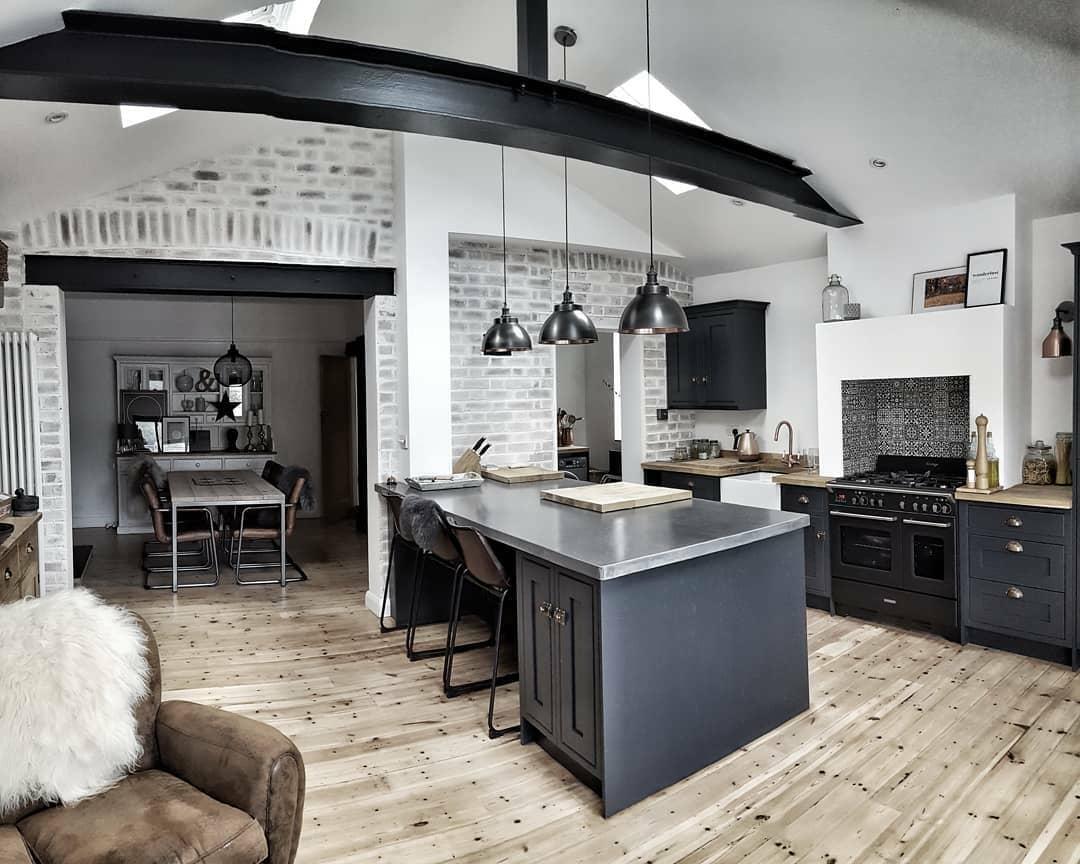 Dreambound 1974's amazing kitchen