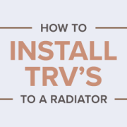 Install a trv to a radiator blog banner