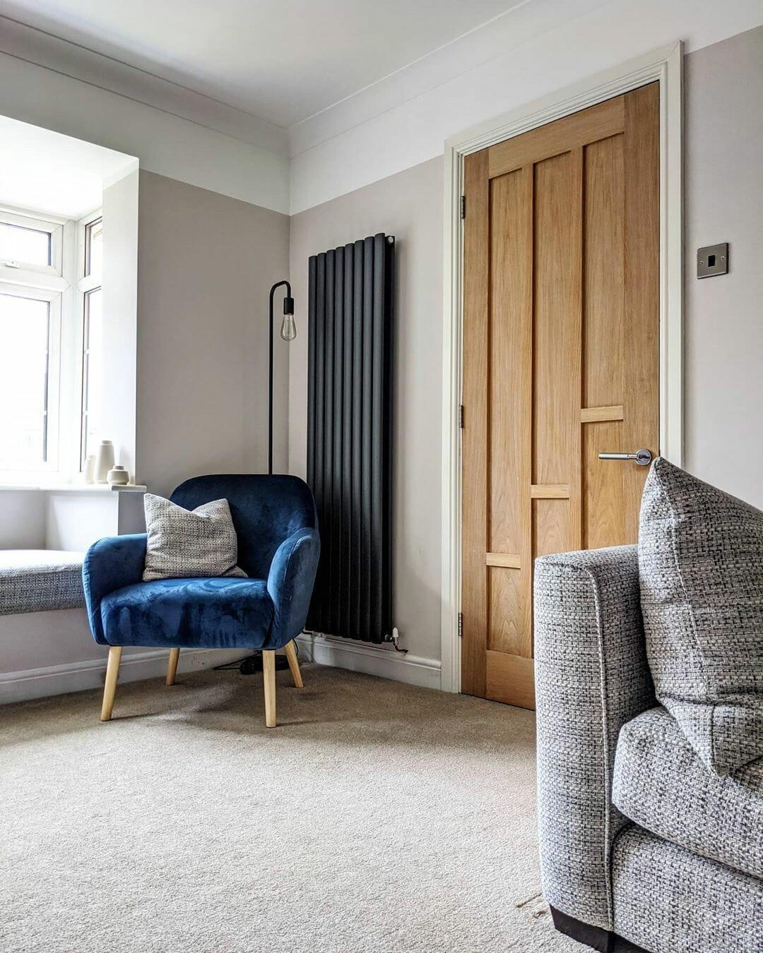 75 Living Room Radiator Ideas