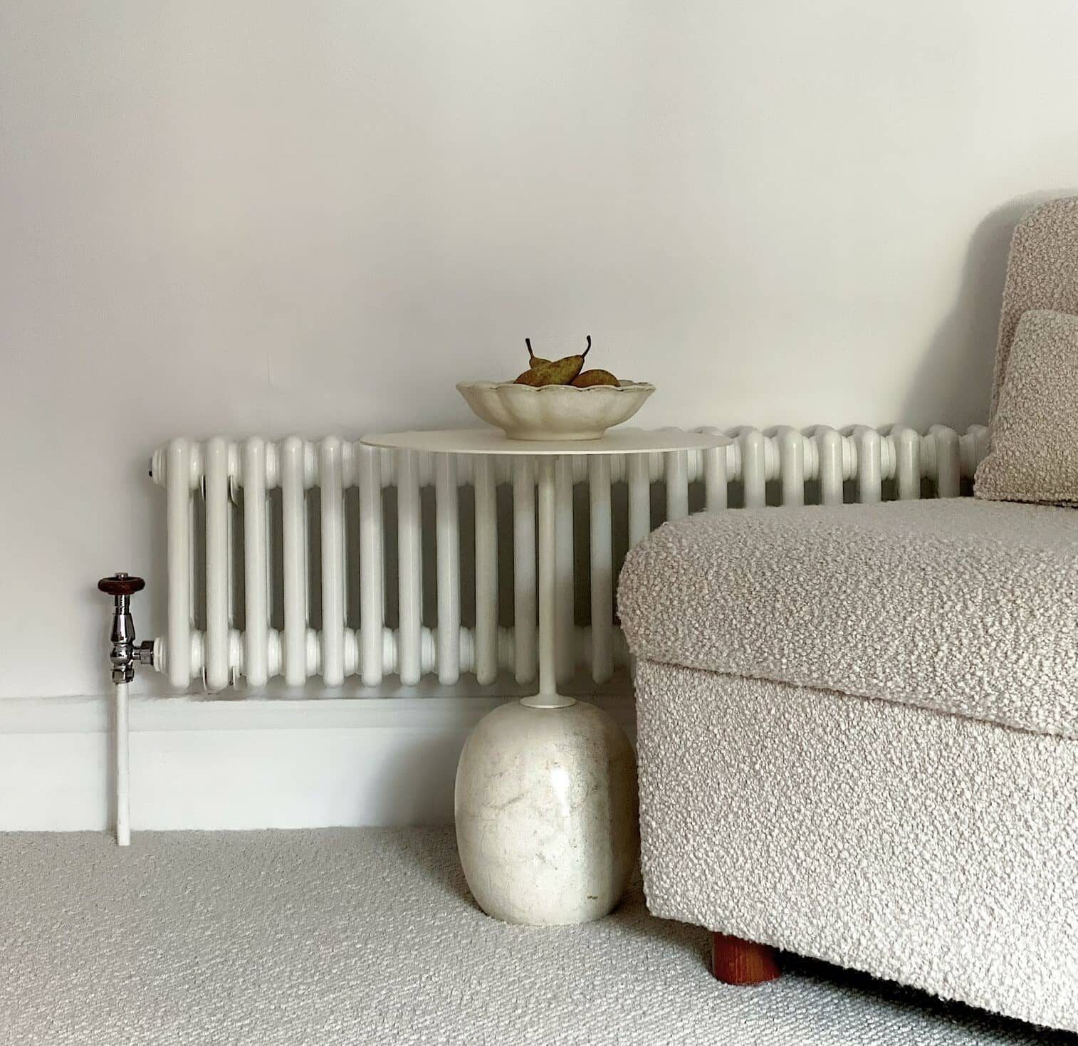 Donna's living room radiator