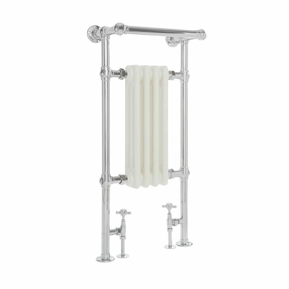 Milano Trent heated towel rail