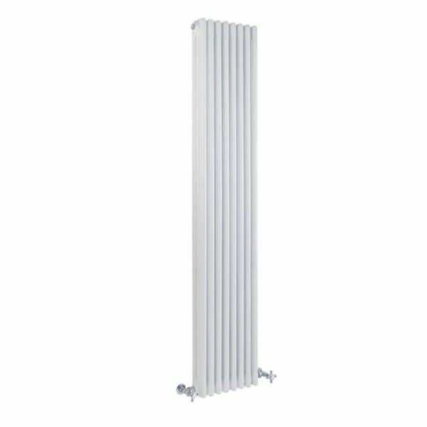 Milano Windsor white vertical radiator