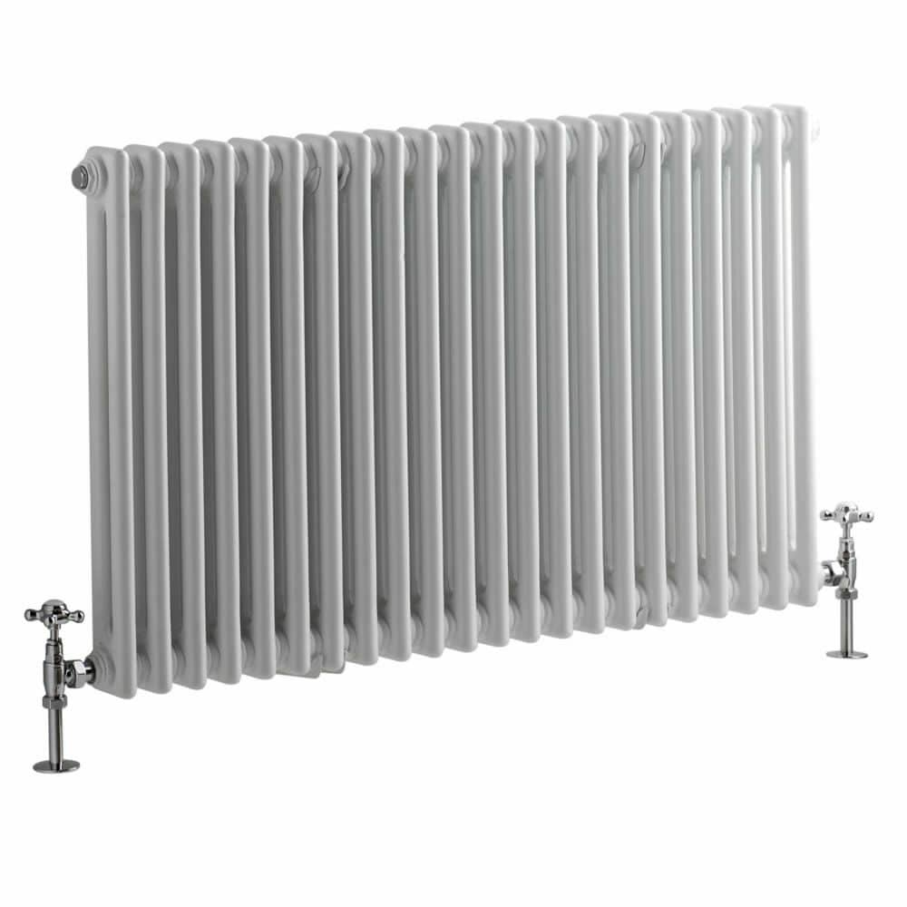 Milano Windsor white column radiator