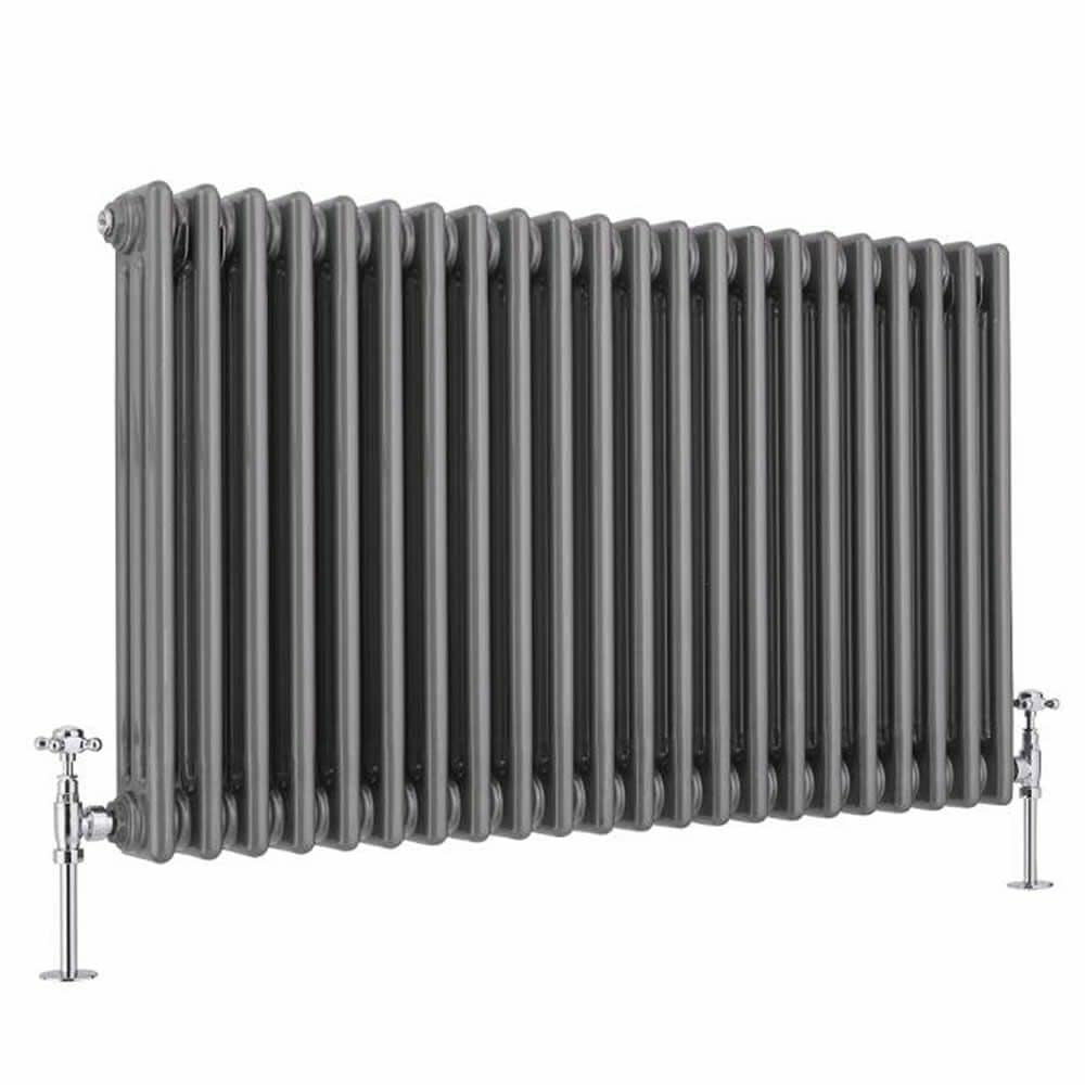 Milano Windsor anthracite column radiator