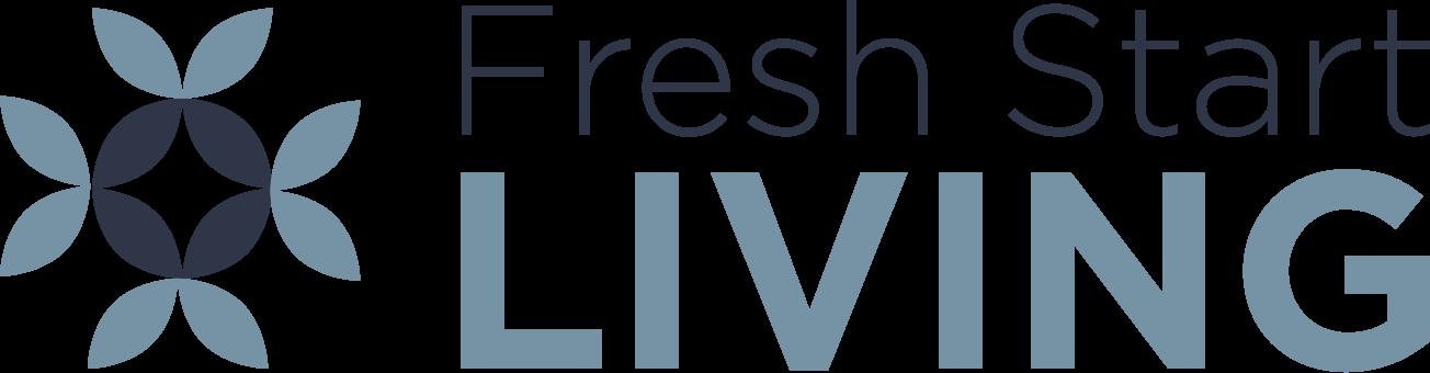 fresh start living logo