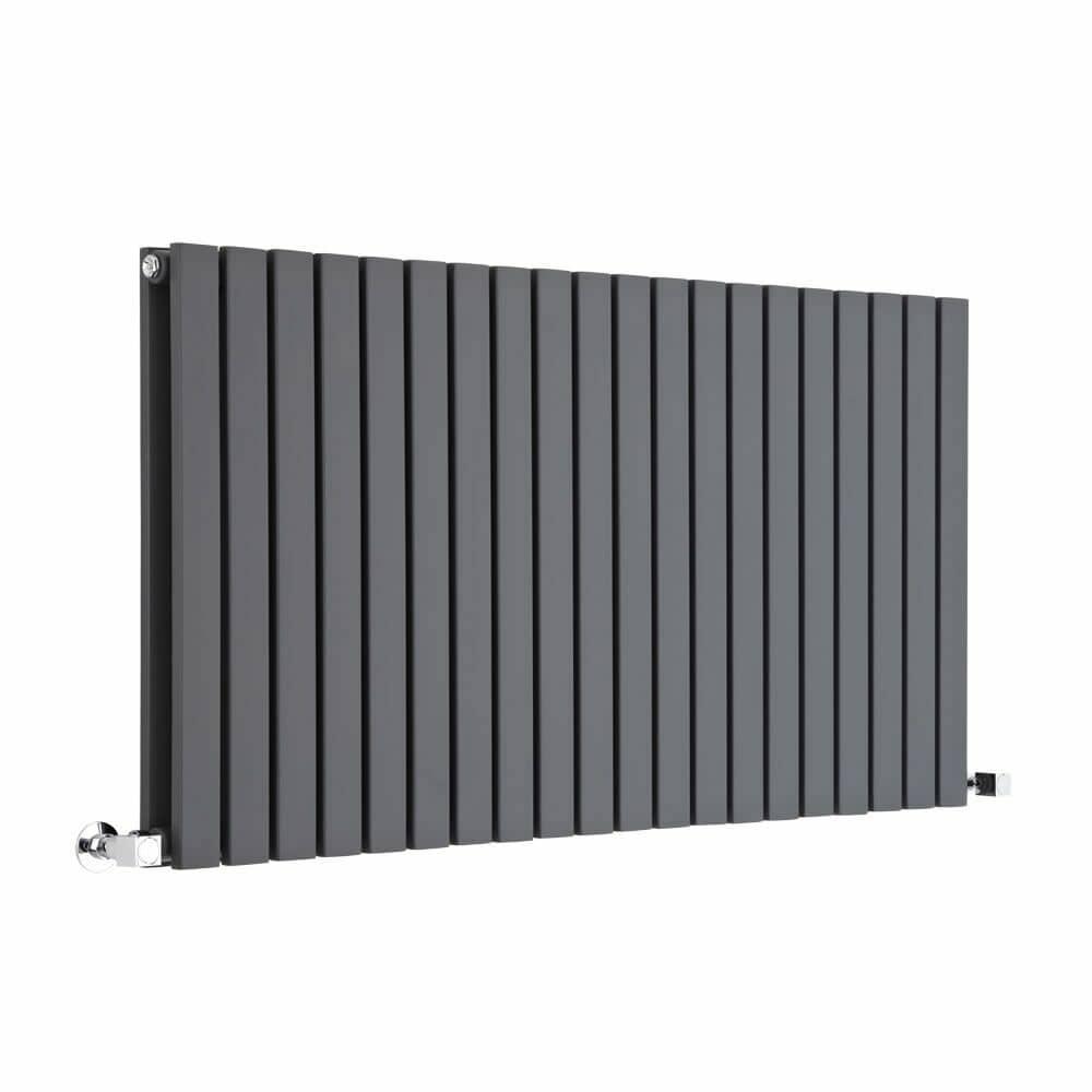 Milano Capri anthracite designer radiator