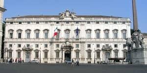 Quirinal Palace, Rome