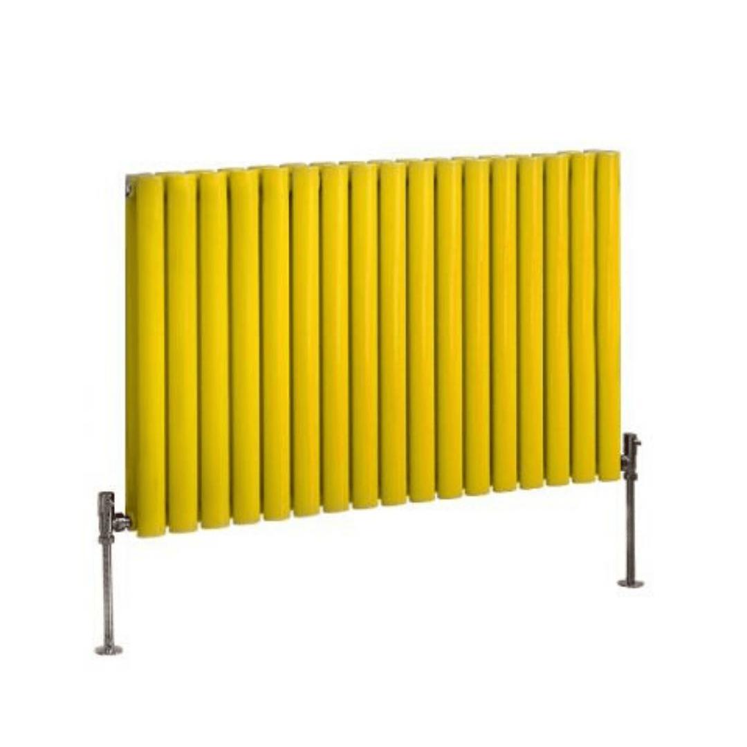 yellow Aruba radiator