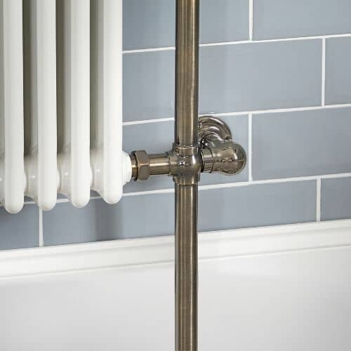 milano elizabeth heating element in a cover