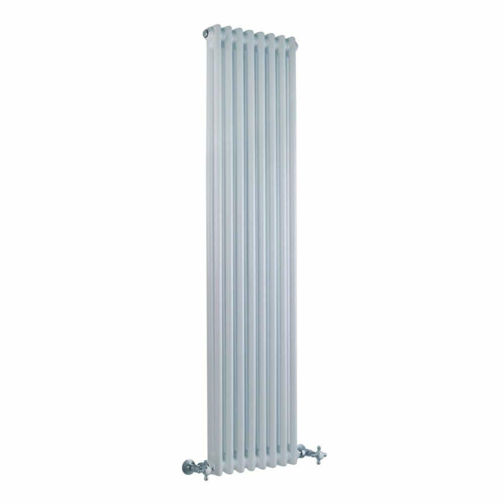 Milano Windsor vertical white radiator