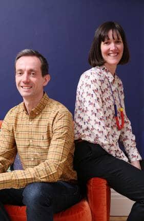 Beth and Jon Miller from Fresh Start Living