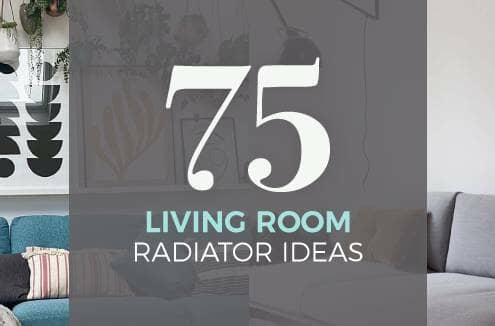 75 living room radiator ideas colour section