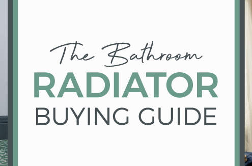 the bathroom radiator buying guide featured image