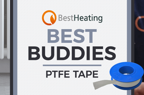 BestHeating Best Buddies PFTE Tape blog banner