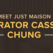 meet just maison curator cassie chung blog banner