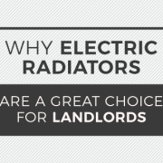 Why electric radiators are a great choice for landlords blog banner