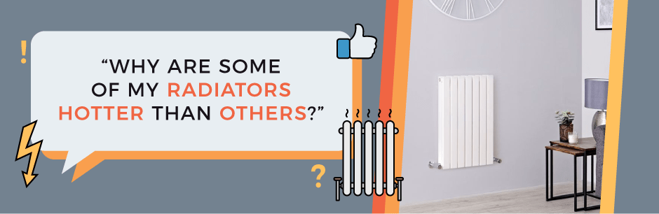 FAQ Featured Image (Why are some of my radiators hotter than others?)