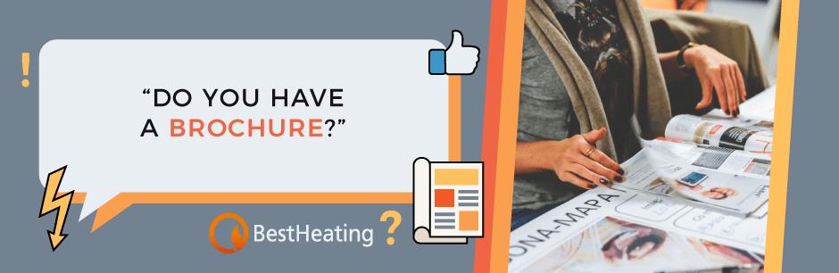 FAQ Header Image (Do you have a brochure?)