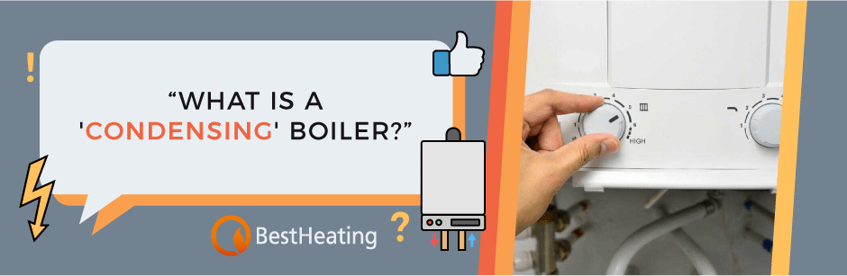 FAQ Header Image (What is a 'condensing' boiler?)