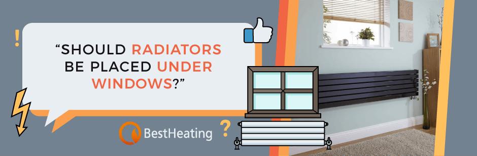 FAQ Header Image (Should radiators be placed under windows?)