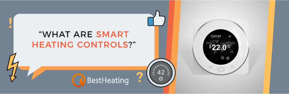 FAQ Header Image (What are smart heating controls?)