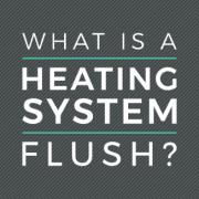 heating system flush blog