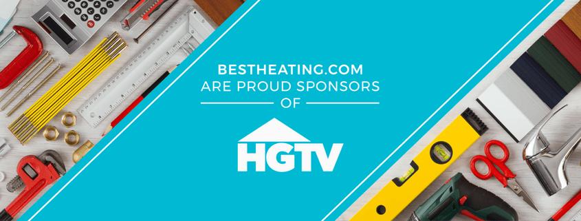 BestHeating.com HGTV Blog Banner