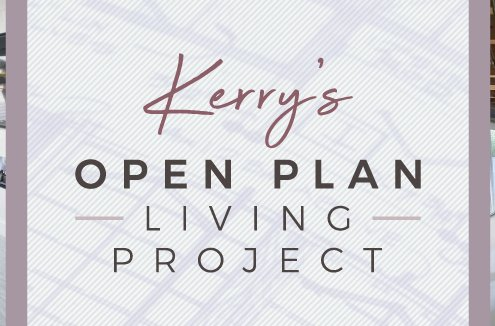 Kerry's Open Plan Living Project featured image
