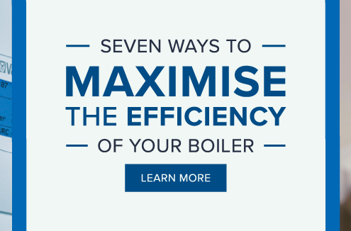 Maximising boiler efficiency blog header image