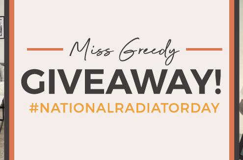 Miss Greedy Giveaway Blog Banner