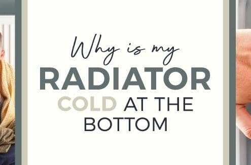why is my radiator cold at the bottom blog banner