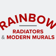 rainbow radiators and modern murals blog banner
