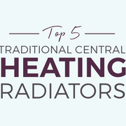 top 5 traditional central heating radiators blog banner