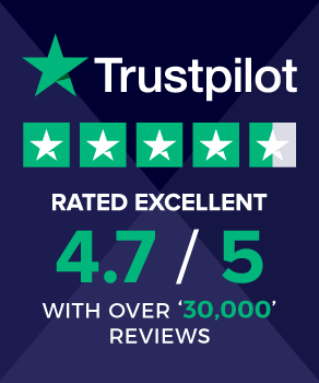 Trust Pilot - Over 29,000 reviews